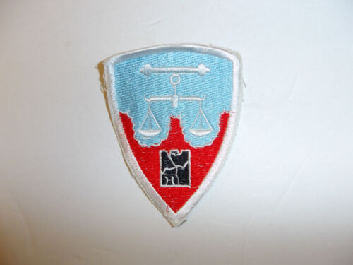 b1531 Post WW 2 US Army Nuremberg District patch occupation R9BReproductions - 156472
