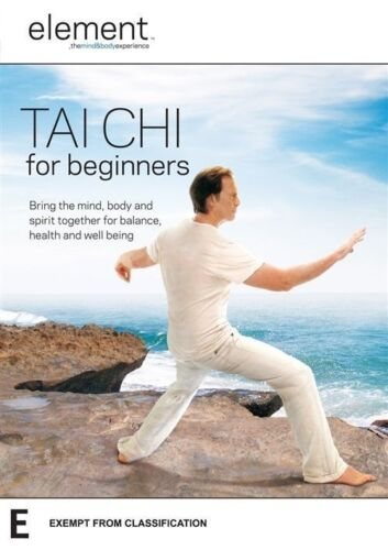 Element - Tai Chi For Beginners DVD 2009 Region 4 New & Sealed