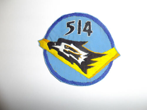 b8702 RVN Vietnam Air Force Fighter Squadron 514th IR7CReproductions - 156445