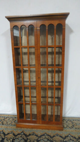 Baker Curio Glass Display Cabinet