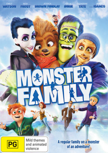 Monster Family DVD R4