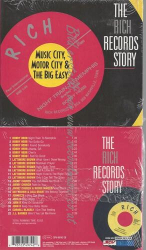 The Rich Records Story| Original Recording Remastered-- Various