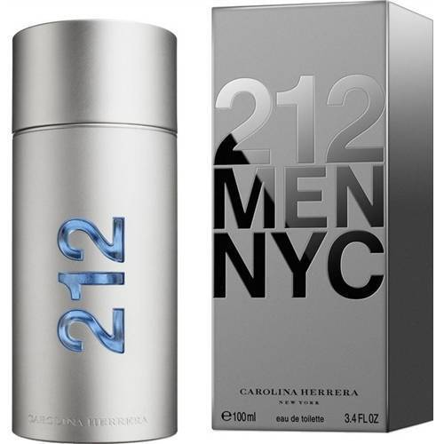212 MEN 100ml EDT MEN PERFUME by CAROLINA HERRERA