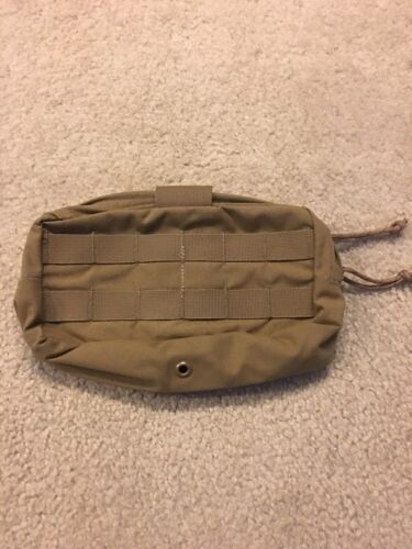Eagle Industries coyote 935 Utility Pouch 9x3x5 DEVGRU FSBE USMC Made in USAPouches - 158437