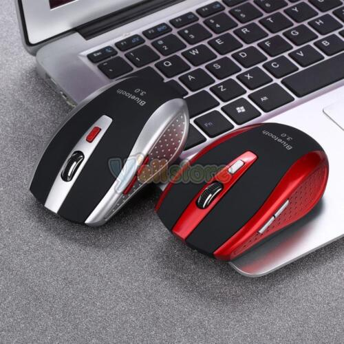 Slim Wireless Mini Bluetooth3.0 Optical Mouse 1600DPI Mice for PC laptop Android