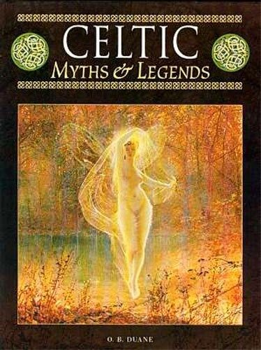 RARE XL Celtic Myths & Legends Art Warriors Wizards Fairies Ireland Britain Rome