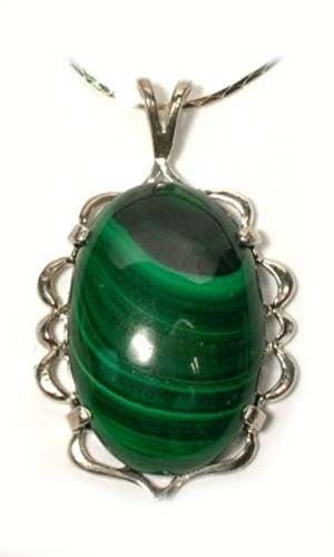18thC Antique 65ct Malachite Ancient 560BC Greek Ephesus Temple of Diana Artemis