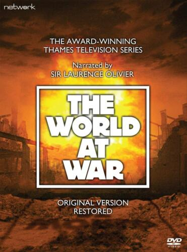 THE WORLD AT WAR The Complete DVD Series NEW R2