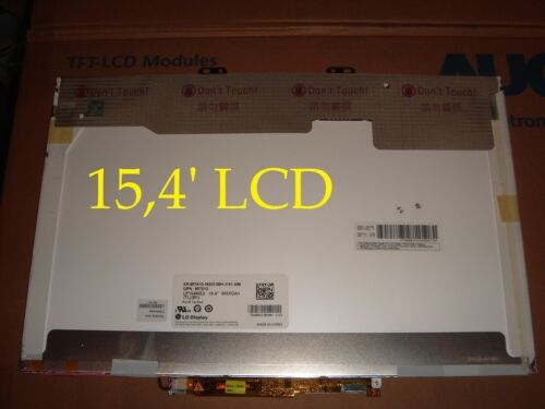 """Faceplate LCD 15,4 '15.4 """" Apple Macbook pro A1211 Screen Panel Display"""