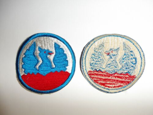 b8843  WW 2  US South East Asia Command HQ Head Quarters #2 patch R9BUnited States - 156437