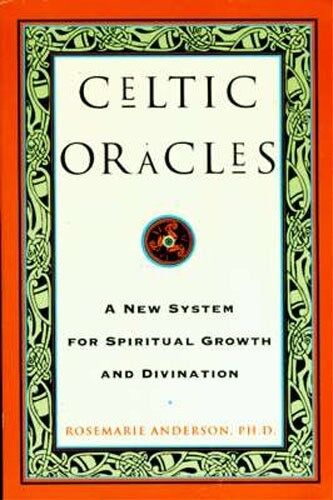 NEW Celtic Oracles Spiritual Growth Divination Symbolism Folklore History Myths