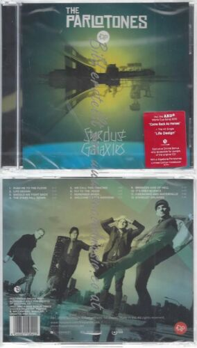 CD--THE PARLOTONES--STARDUST GALAXIES |