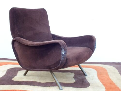 Marco Zanuso design lady arm chair years '58 by Arflex production