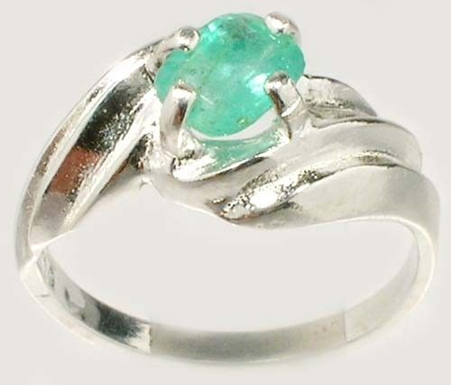 19thC Antique ¾ct Siberian Emerald Gem of Ancient Egyptian Sumerian Immortality