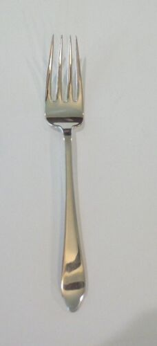 "TIFFANY & CO. STERLING SILVER ""CLINTON"" 8.5"" COLD MEAT FORK, 80 grams"