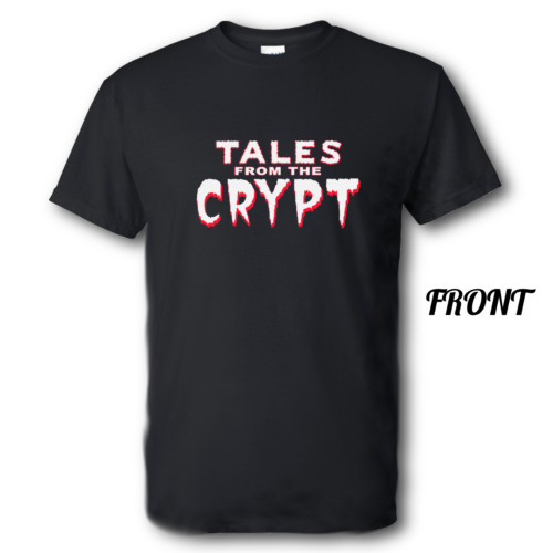 Tales From The Crypt Logo Shirt Brand New Multiple Sizes and Colors