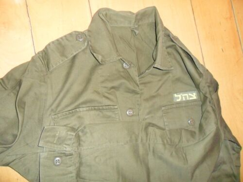 Lot 4 Idf Zahal Shirts Field Golani Combat Heavy Duty. Israeli Army BDU UniformOther Militaria - 135