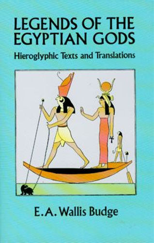 NEW Ancient Egyptian Gods Legend Texts Hieroglyphs Horus Ra Isis Orisis Creation