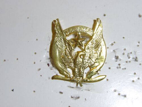 0117  WW 1 US French Lafayette Escadrille Badge France Aviation GD9Reproductions - 156372