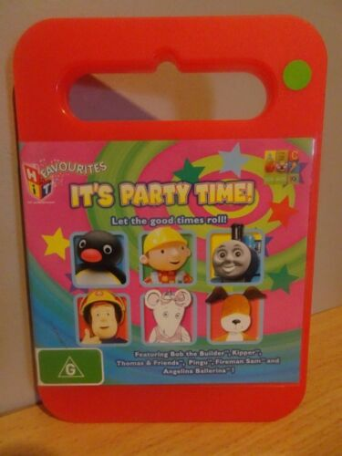 Hit Favourites ...It's Pary Time! Let The Good Times Roll  DVD  FREE POST AU