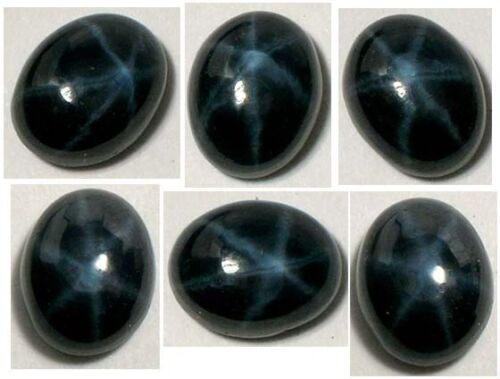 19thC Antique 2ct Sapphire Gem of Medieval Oracle Sorcery Prophecy Black Magic