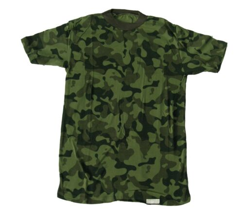 Russian Green Woodland T-Shirt Small Size 1990's IssueUniforms - 104023