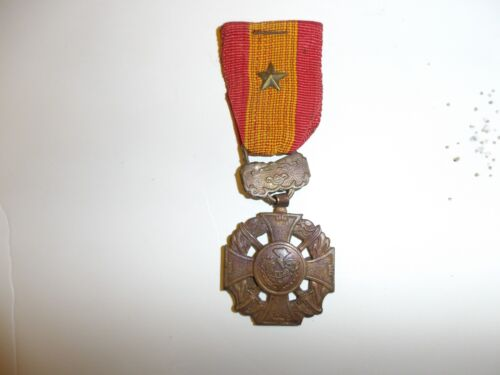 z70 RVN Vietnam Gallantry Cross Medal Bronze Star device Vietnamese original WC3Medals, Pins & Ribbons - 36063