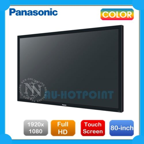 Panasonic TH-80LFB70W 80-inch Multi Touch Screen with Full HD LED Displays