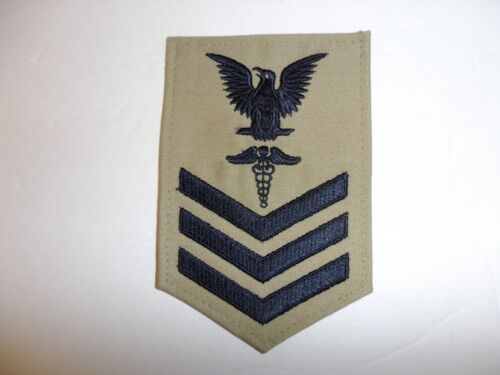 NR30 1948- US Navy Rate Tan Hospital Corpsman 1st Class First WB6