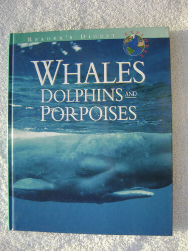 WHALES DOLPHINS AND PORPOISES BOOK MARITIME NAUTICAL MARINE (#050)