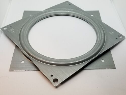 """6"""" Lazy Susan Turntable 500 LBS pounds steel ball bearing rotating tray low prof"""