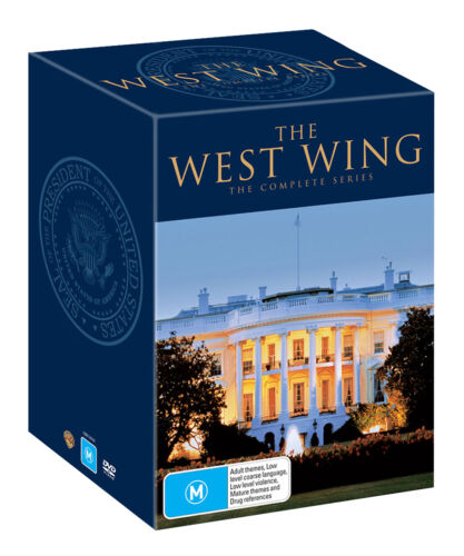 """The West Wing Season 1 2 3 4 5 6 7 DVD Box Set Complete Series 1-7 R4 """"Cearance"""""""