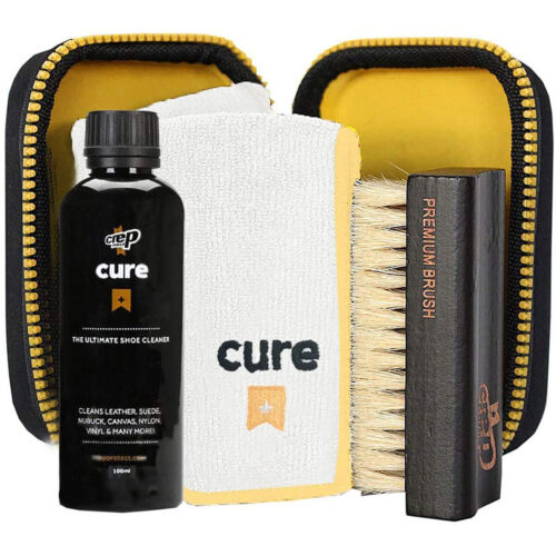 Crep Protect Cure Premium Shoe Cleaning Kit with Carrier Pouch <br/> #1 Seller of Crep Protect - Over 450,000 Feedbacks