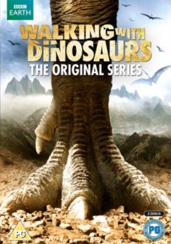 Walking With Dinosaurs Original Series DVD BBC Series R4 New Sealed