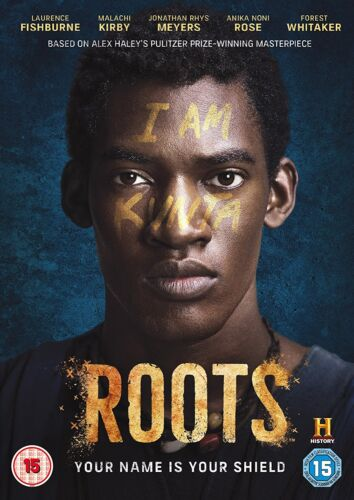 Roots DVD New Sealed