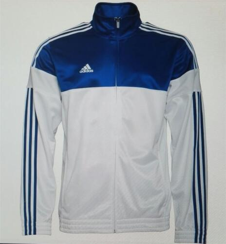 54278442d adidas mens 3 stripe warm up track top basketball jacket ai4701 new small  to 4xl