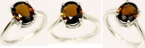 Russian7Andalusite Ring 1¾ct Multi-Color Antique 19thC Knights Templar Malta Gem