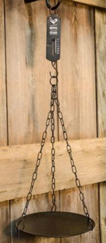 Primitive `~Reproduction Grocery Hanging `Scale` with Rooster`General Store`Farm