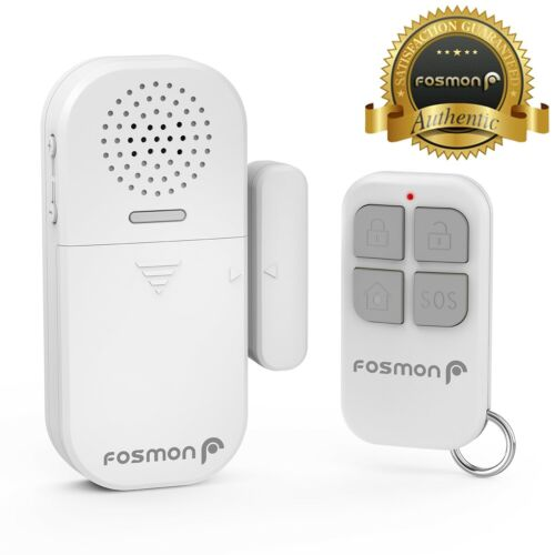 Wireless Window/Door Entry Security Burglar Alarm Chime Doorbell Magnetic Sensor
