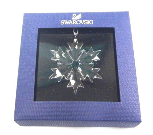 2018 LITTLE SNOWFLAKE STAR ORNAMENT CHRISTMAS HOLIDAY SWAROVSKI CRYSTAL 5349843