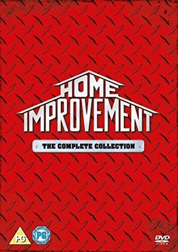 Home Improvement Complete Season 1+2+3+4+5+6+7+8 DVD Box Set R4 New Series 1 - 8