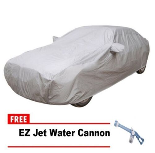 Waterproof Lightweight Nylon Car Cover Sedan with EZ Jet Water Cannon <br/> Same Business Day* Dispatch✔ Powerseller✔