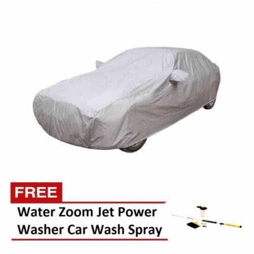 Waterproof Lightweight Nylon Car Cover Sedan with Water Zoom Power Washer <br/> Same Business Day* Dispatch✔ Powerseller✔