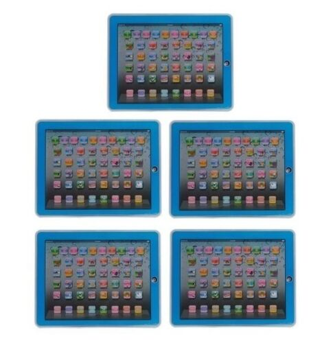 YPAD Multimedia Learning Computer Toy Tool for Kids Machine (Blue) Set of 5 <br/> Same Business Day* Dispatch✔ Powerseller✔