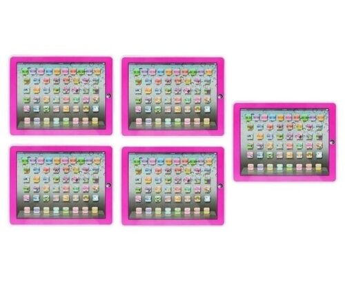 YPAD Multimedia Learning Computer Toy Tool for Kids Machine (Pink) Set of 5 <br/> Same Business Day* Dispatch✔ Powerseller✔