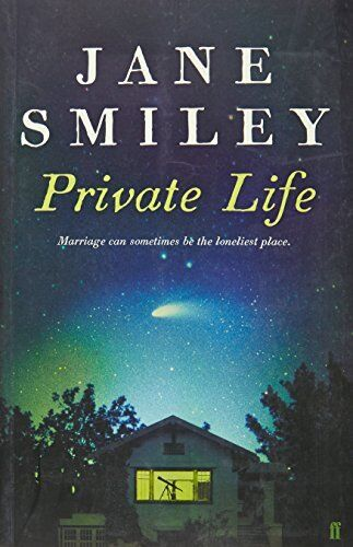 Private Life By Jane Smiley. 9780571258741