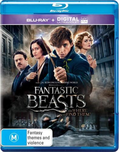 FANTASTIC BEASTS (2016) AND WHERE TO FIND THEM Harry Potter - Au RgB 2D BLU-RAY