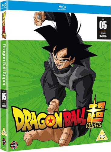 Dragon Ball Super Part 5 (Episodes 53-65) Blu-ray RB New Sealed