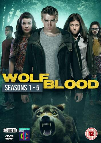 WolfBlood Wolf Blood Complete Series 1+2+3+4+5 DVD Box Set R4 New