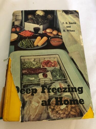 Vintage Deep Freezing At Home F D Smith And B Wilcox